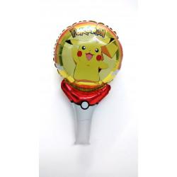 Globo stick  Pikachu