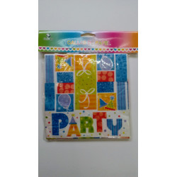 """Servilletas """"Party"""""""