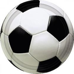 """Platos """"Futbol"""" 18cm"""