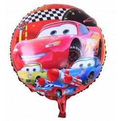 "Globo de foil ""Cars"""