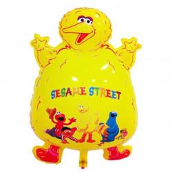 """Globo foil """"Sesame Street"""" 41x68cm"""