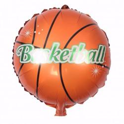 """Globo foil """"BASKETBALL"""""""