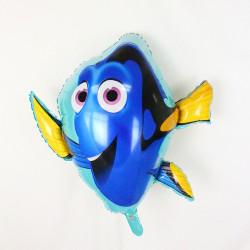 """Globo foil """"DORY"""" 76x76 cm"""