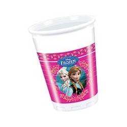 "Vasos ""FROZEN"" 200ml"