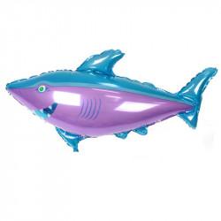 Globo tiburón, 112x75 cm
