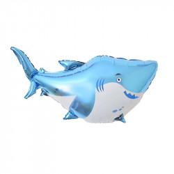 Globo tiburón 2, 63x97 cm