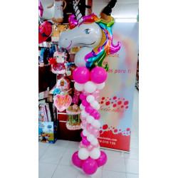 Columna unicornio