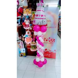 Columna tarta