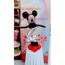 Centro Mickey con número