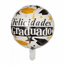 Feliz graduado