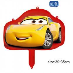 GLOBO CARS 39X35CM