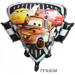 CARS 73X63 CM