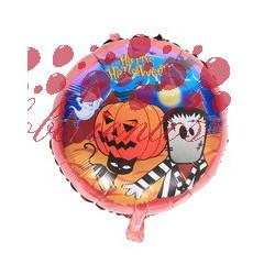 "Globo ""Happy Halloween "" diseño 10, 45 cm"