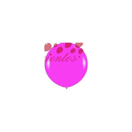 Globo color fucsia  90cm