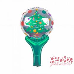 Globo bola con árbol, 45 cm