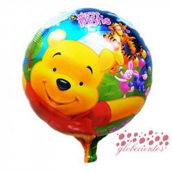 Globo redondo Winnie the Pooh, 45 cm