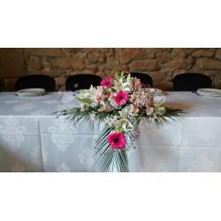 Arreglo floral para mesa modelo 2
