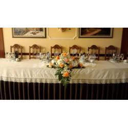 Arreglo floral para mesa modelo 4