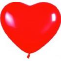 Globos forma de corazón