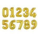 Números dorados