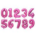Números rosas
