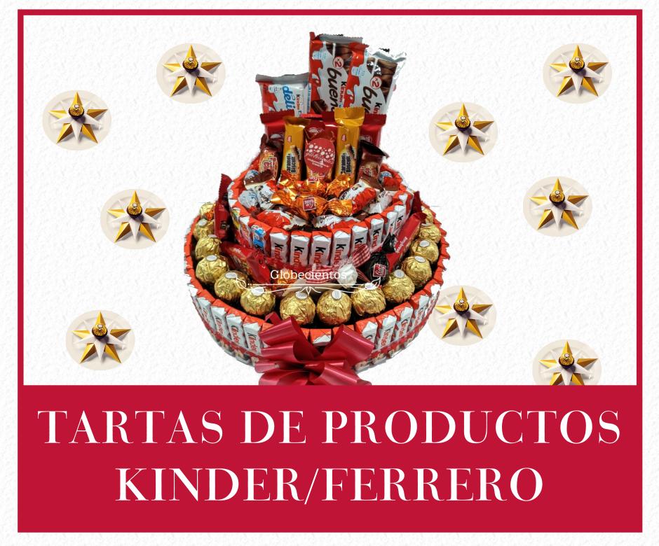 Tartas Ferrero/Kinder